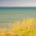 weather ,storm,weather ,clouds ,cloudy ,blue ,skies ,water, marine,beach, marine, cottage, Michigan, by Marysue Ryan