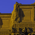 The Palace Of Fine Arts  by Garry Gay