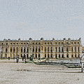 The Palace Of Versailles by Amanda Barcon