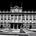 The Palacio Real, Madrid  by Connie Handscomb