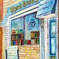 The Paperbacks Plus Book Store St Paul Minnesota by Carole Spandau