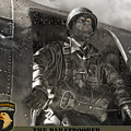 The Paratrooper by John Anderson