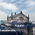 The Paris Opera 3 Art by Alex Art and Photo