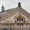 The Paris Opera Art by Alex Art and Photo