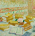 The Parisian Novels Or The Yellow Books by Vincent Van Gogh