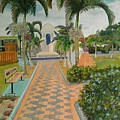 The Park  by Aldain Barrett