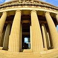 The Parthenon In Nashville Tennessee 3 by Lisa Wooten