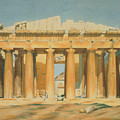 The Parthenon by Louis Dupre