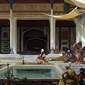 The Pasha's Entertainment by Paul Marie Lenoir