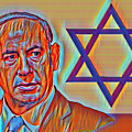 The Passion Of Benjamin Netanyahu by Pd