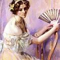 The Pearl Fan by Reid Robert Lewis