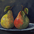 The Pears  by Torrie Smiley