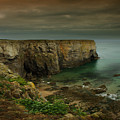 The Pembrokeshire Cliffs by Angel Ciesniarska