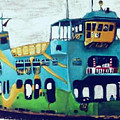 The Penang Ferry by Choy Choy