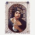 The Penitent Woman - Lgtpw by Louis Glanzman