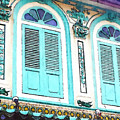 The Peranakan Building  by Stacey Chiew