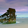 The Peter Iredale by Steve Warnstaff