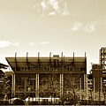 The Philadelphia Eagles - Lincoln Financial Field by Bill Cannon