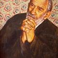 The Philosopher by Ixchel Amor