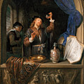 The Physician by Gerrit Dou