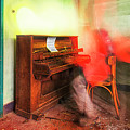 The Piano Player by Enrico Pelos