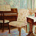 The Piano Room by Carole Spandau