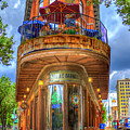 The Pickle Barrel Too Chattanooga Tennessee Art by Reid Callaway