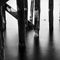 The Pier 3 by Gunnar Orn Arnason