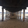 The Pier by Christina McNee-Geiger