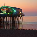 The Pier by Ray Konopaske