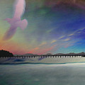 The Pier - White Rock by Ed Hall