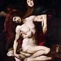 The Pieta by Daniele Crespi