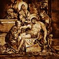 The Pieta by Dino Muradian