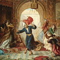 The Pillow Fight by Alfred Fowler Patten
