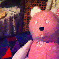 The Pink Bear by David Derr