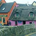 The Pink Irish Sweater Shop by Rosanne Licciardi