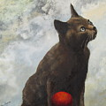 The Pious Cat by Adriaan Brolsma