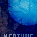 The Planet Neptune by Michael Tompsett