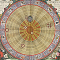 The Planisphere Of Copernicus Harmonia by Science Source