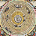 The Planisphere Of Ptolemy, Harmonia by Science Source
