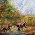 The Planting by Arnildo Danga