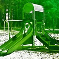 The Playground II - Ocean County Park by Angie Tirado