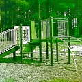 The Playground IIi - Ocean County Park by Angie Tirado