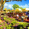 The Plaza Magic Kingdom Walt Disney World by A Gurmankin