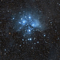 The Pleiades, Also Known As The Seven by John Davis