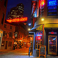 The Point Marshall Street Boston Ma by Toby McGuire