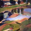The Pond by Bob Dornberg