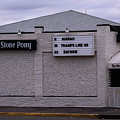 The Pony Side Asbury Park New Jersey by Terry DeLuco