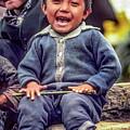 The Power Of Smiles by Steve Harrington