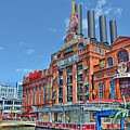 The Power Plant In The Baltimore Inner Harbor by Doug Swanson